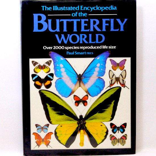 The Illustrated Encyclopedia of the Butterfly World  Paul Smart