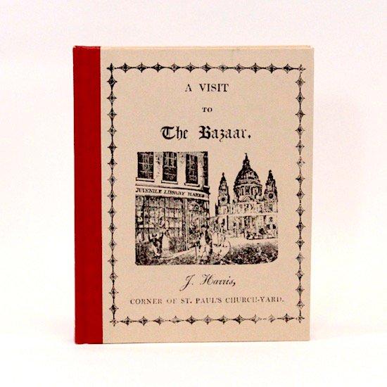 A VISIT TO THE BAZAAR(市場めぐり)ジョン・ハリス出版 オズボーン・コレクション