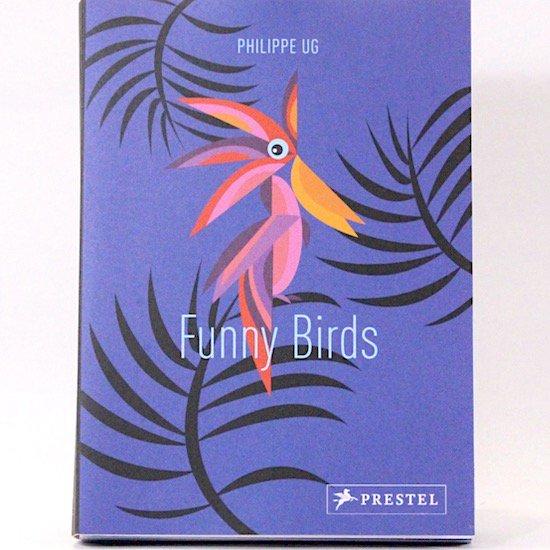 Funny Birds(ポップアップブック)  Philippe Ug