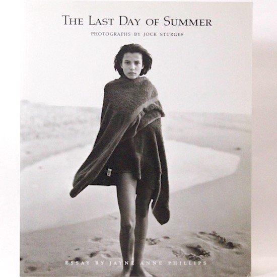 The Last Day of Summer ジョック・スタージェス写真集 Jock STURGES