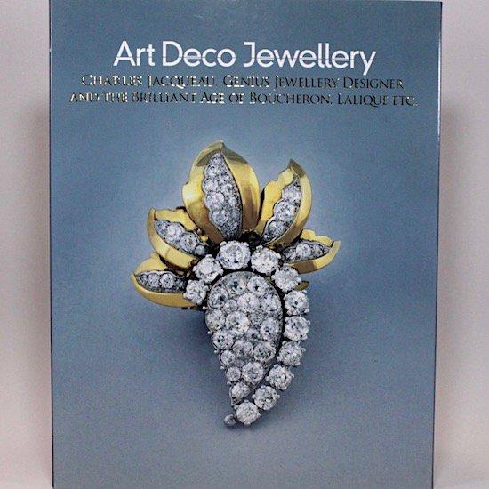 アール・デコ・ジュエリー 宝飾デザインの鬼才シャルル・ジャコーと輝ける時代
