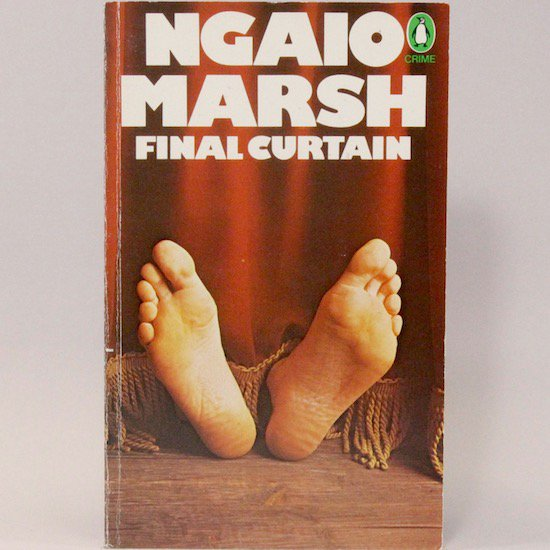 Final Curtain/Ngaio Marsh  Penguin Books