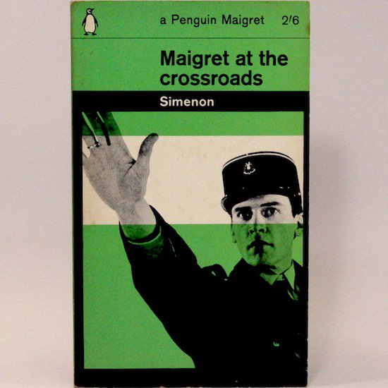 Maigret at the Crossroads/Simenon  Penguin Books