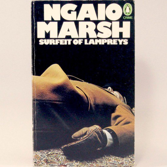 Surfeit Of Lampreys/Ngaio Marsh  Penguin Books