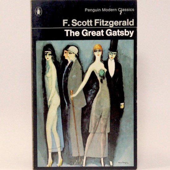 The Great Gatsby/F.Scott Fitzgerald  Penguin Books