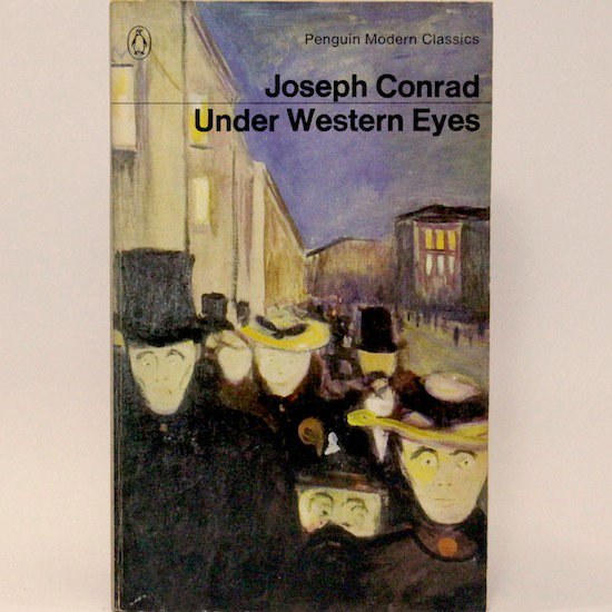 Under Western Eyes/Joseph Conrad  Penguin Books