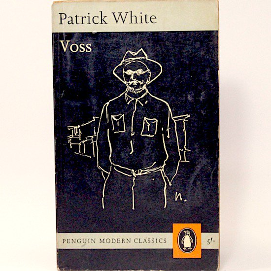Voss/Patrick White  Penguin Books