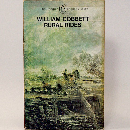 Rural Rides/William Cobbett  Penguin Books