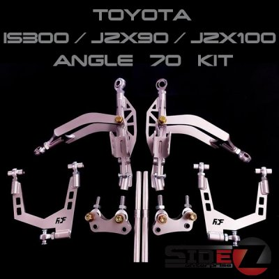 Toyota Front Angle Kit JZX90/JZX100/IS300