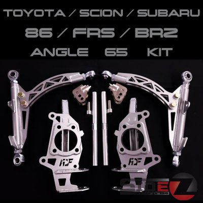 FT86/BRZ Front Angle Kit