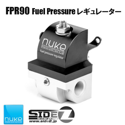 Nuke Performance Fuel Pressure Regulator FPR90