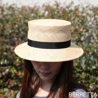 BERRETTA(ベルレッタ) ベルレッタスタイル 黒リボン 2サイズ(S、M) / バオ 箱付き