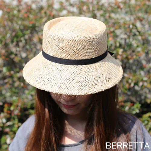 BERRETTA(ベルレッタ) マープルクロッシュ 黒テープ 2サイズ(S、M) / バオ 箱付き