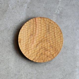 高塚和則 木工房玄 さくら パン皿 はちのす 小 φ150mm