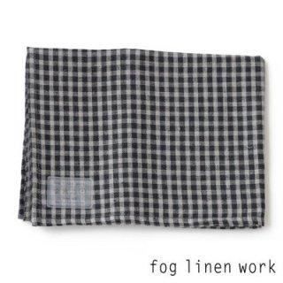 【3点までゆうパケット可】fog linen work(フォグリネンワーク) リネンキッチンクロス ボビー/ランチョンマット キッチンタオル LKC001-BGCH
