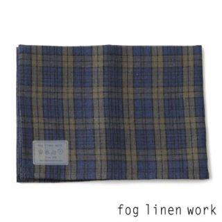 【3点までゆうパケット可】fog linen work(フォグリネンワーク) リネンキッチンクロス スコット/ランチョンマット キッチンタオル LKC001-TC14