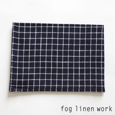 fog linen work(フォグリネンワーク) リネンキッチンクロス