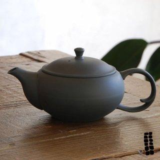 東屋 平急須(きゅうす) 後手 AZMAYA 猿山修 高資陶苑 常滑焼 茶器 お茶 ティーポット
