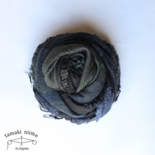 tamaki niime 玉木新雌 roots shawl wool middle RSM_W76/ ルーツショール ウール ミドル 【送料無料】