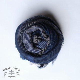 tamaki niime 玉木新雌 roots shawl wool middle RSM_W79/ ルーツショール ウール ミドル 【送料無料】