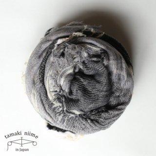 tamaki niime 玉木新雌 roots shawl wool big RSWB13/ ルーツショール ウール ビッグ 【送料無料】
