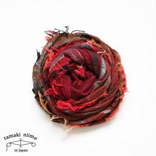 tamaki niime 玉木新雌 roots shawl cotton big 24/ ルーツショール コットン ビッグ 【送料無料】