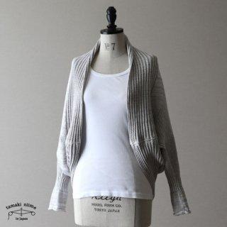 tamaki niime(タマキ ニイメ) 玉木新雌 CA knit レインボー サイズ1 02 / カニット コットン100% 【送料無料】