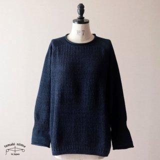 tamaki niime(タマキ ニイメ) 玉木新雌 PO knit グゥドゥ サイズ2 06 / ポニット  コットン100% 【送料無料】