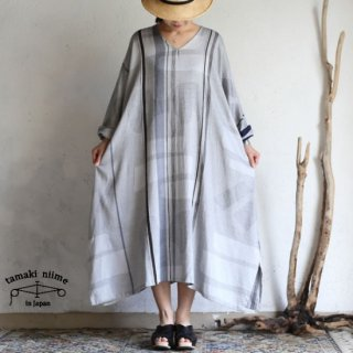 tamaki niime 玉木新雌 only one fuwa-T All V cotton 100% FTA19 / オンリーワン フワT オール(長袖) Vネック コットン100% 【送料無料】