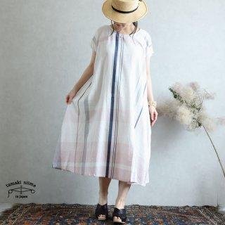 tamaki niime 玉木新雌 only one fuwa-T long V cotton 100% FTL46 / オンリーワン フワT ロング Vネック コットン100%