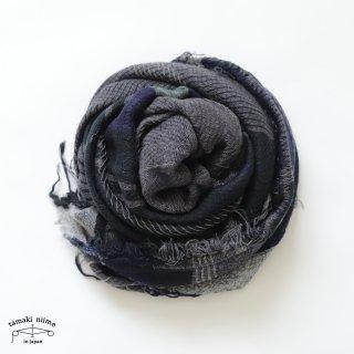 tamaki niime 玉木新雌 roots shawl wool middle RSM_W99/ ルーツショール ウール70% コットン30% ミドルサイズ