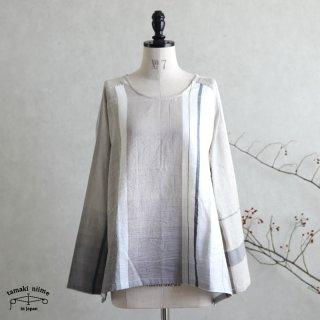 tamaki niime 玉木新雌 only one fuwa-T rag cotton 100% FTR_10 / オンリーワン フワT ラグ
