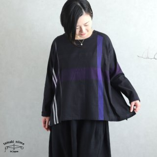 tamaki niime 玉木新雌 only one fuwa-T rag cotton 100% FTR_05 / オンリーワン フワT ラグ
