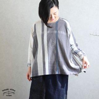 tamaki niime 玉木新雌 only one fuwa-T rag cotton 100% FTR_01 / オンリーワン フワT ラグ