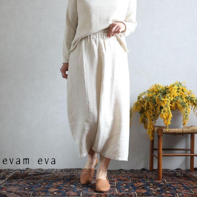 evam eva(エヴァム エヴァ) vie【2020ss新作】イージー サルエルパンツ