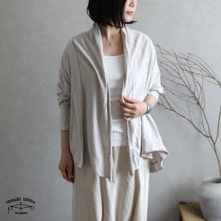 tamaki niime(タマキ ニイメ) 玉木新雌 only one ラァィトゥ 33 コットン100%
