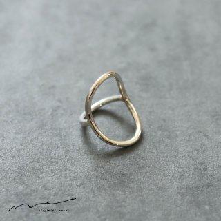 accessories mau (アクセサリー マウ)  わっか ring silver
