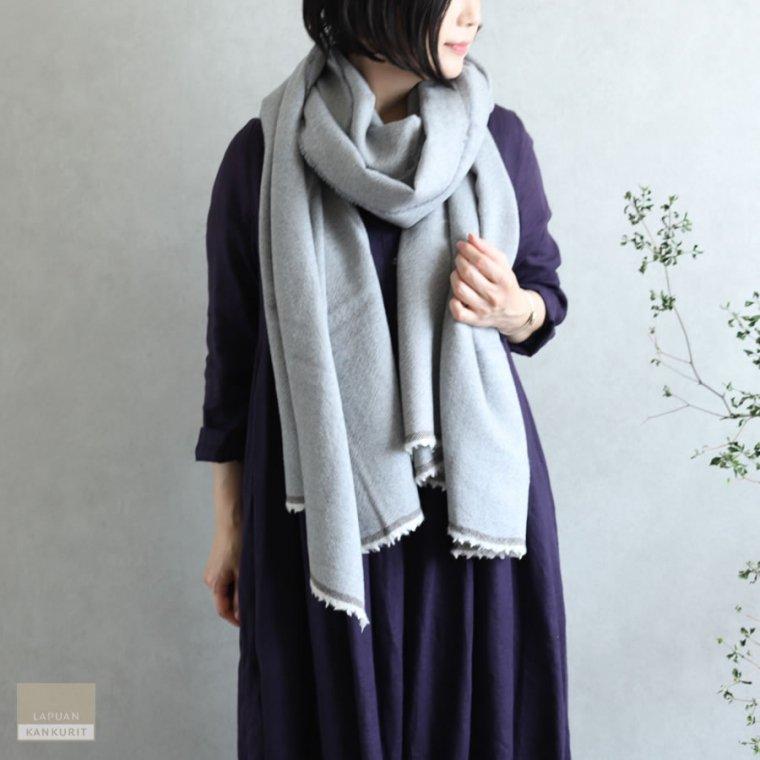 LAPUAN KANKURIT ラプアン・カンクリ VIIRU merino wool scarf ヴィールスカーフ
