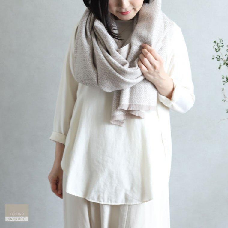 LAPUAN KANKURIT ラプアン・カンクリ【2020AW新作】KOLI merino wool scarf