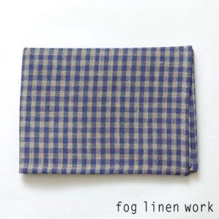 【3点までゆうパケット可】fog linen work(フォグリネンワーク) リネンキッチンクロス ニーナ/ランチョンマット キッチンタオル LKC091-BEN