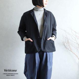 Veritecoeur(ヴェリテクール)【2020AW新作】ジャケット BLACK / VC-2183