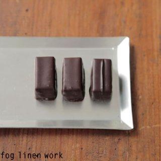 【6点までゆうパケット可】fog linen work(フォグリネンワーク) シルバープレイテッドプレート 長方形  / SILVER PLATED PLATE RECTANGLE IAS405R