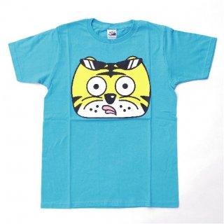 KIDSTシャツ 青160
