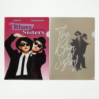 The Blues Sisters クリアファイルセット