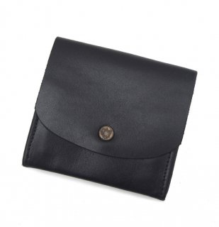 SIMPLE MINI WALLET / BLACK