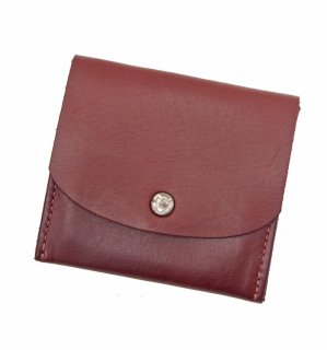 SIMPLE MINI WALLET / DK BROWN