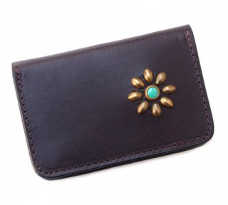 Card case / Dark Brown