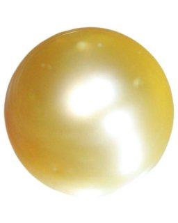 南洋真珠 片穴あり 15mm 62965いしや宝石