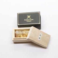 香舗天年堂 乳香 粒 木箱入 (小) やや爽やかな香り