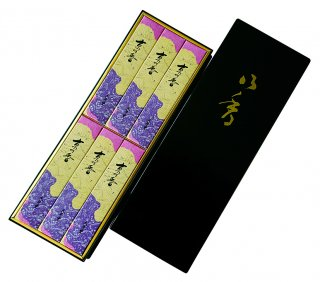 塗箱 京の香 (きょうのかおり) 短寸6入